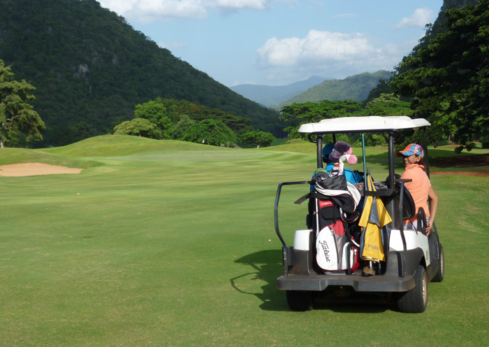 Aria Pura - Golf