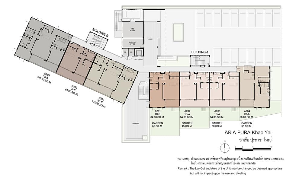Aria Pura - 2nd Floor Plan